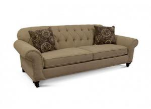 Stacy Sofa (Customizable Body and Pillow Fabrics),England